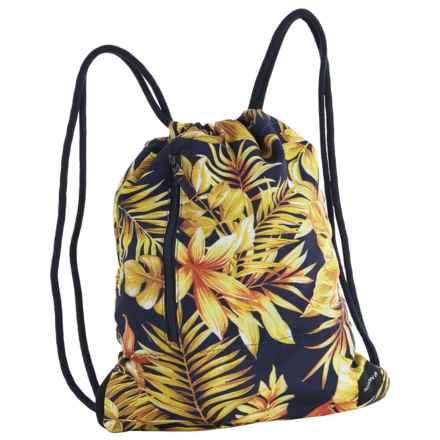 Nixon Everyday 15L Cinch Bag (For Women) in Hawaiiana - Closeouts