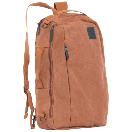 Nixon Hennessy Messenger Bag (For Women) in Tobacco