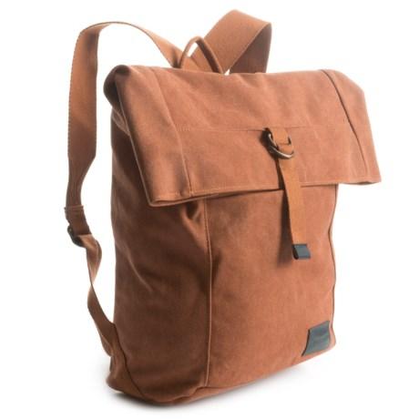 Nixon Hudson Toploader Backpack (For Women) in Tobacco