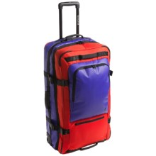 Nixon Method Large Travel Bag in Royal/Red - Closeouts