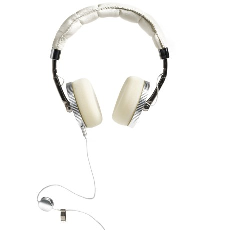 Nixon Nomadic Mic Headphones in White