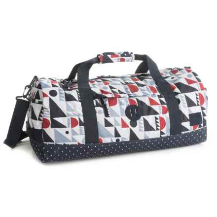Nixon Pipes Duffel Bag in Bone - Closeouts