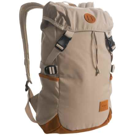 Nixon Trail Backpack in Khaki - Closeouts