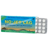 No-Jet-Lag Homeopathic Jet Lag Prevention Tablets