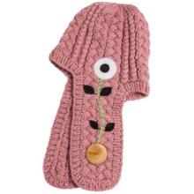 Nobis Poppy Ear Flap Hat - Chunky Knit (For Women) in Pink - Closeouts