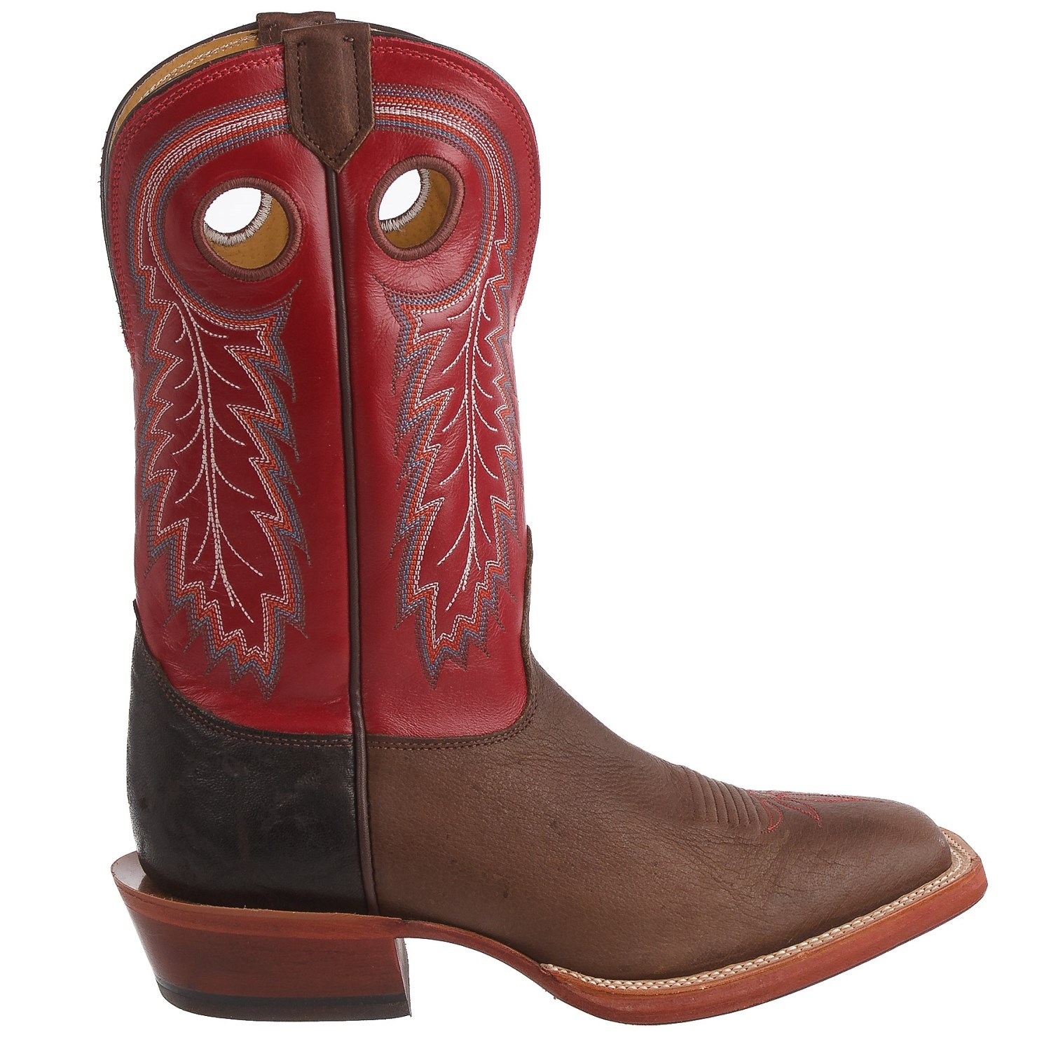Nocona Caprock Cowboy Boots (For Men) - Save 53%