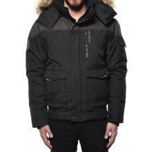 Noize Aaden Coat - Insulated (For Men) in Black - Closeouts