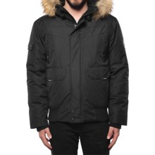 Noize Danshore 15 Coat - Insulated (For Men) in Black - Closeouts