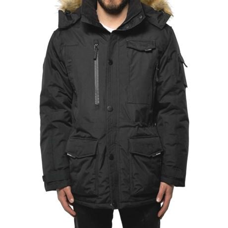 Noize Gabriel Parka Insulated, Fleece Lined (For Men)