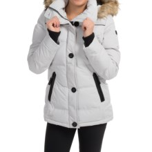 Noize Montana 15 Parka - Insulated (For Women) in Light Ash - Closeouts