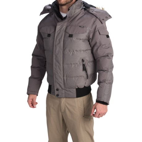 Noize Monty 15 Parka Insulated, Fleece Lined (For Men)