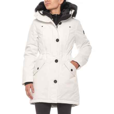 Noize Val Jacket - Insulated (For Women) in Winter White - Closeouts