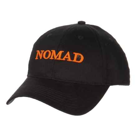 NOMAD Camo OG Snap (For Big Boys) in Blaze Orange - Closeouts