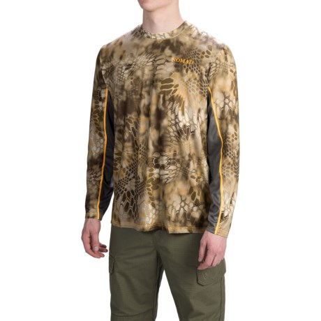 NOMAD Cooling Shirt Long Sleeve (For Men)