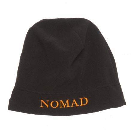 4f1443ff813 NOMAD Fleece Beanie (For Men) in Black - Closeouts