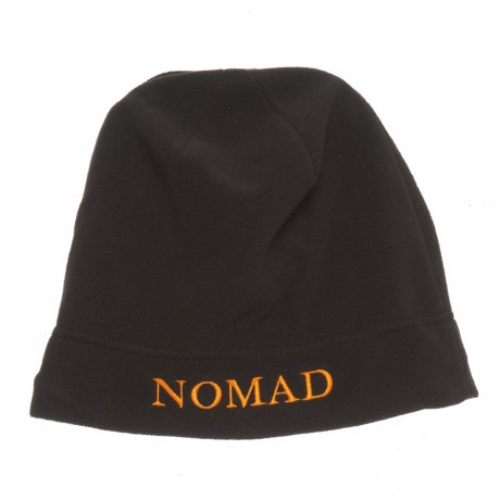 NOMAD Fleece Beanie (For Men) - Save 60% d6dbeef46bfd