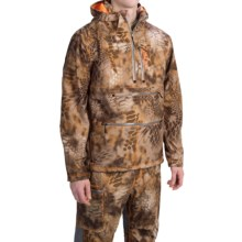 NOMAD Integrator Shell Hunting Jacket - Waterproof, Zip Neck (For Men) in Kryptek Banshee - Closeouts
