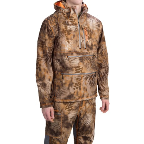 NOMAD Integrator Shell Hunting Jacket Waterproof, Zip Neck (For Men)