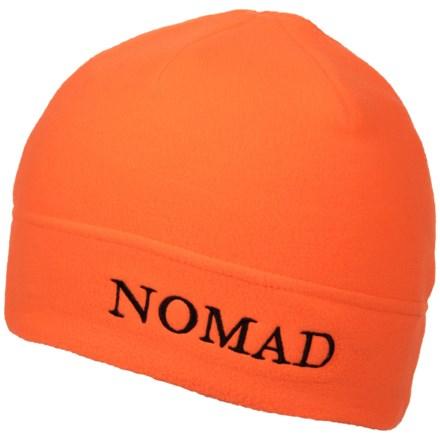 819eb452586d7 NOMAD Logo Beanie (For Big Kids) in Blaze Orange - Closeouts