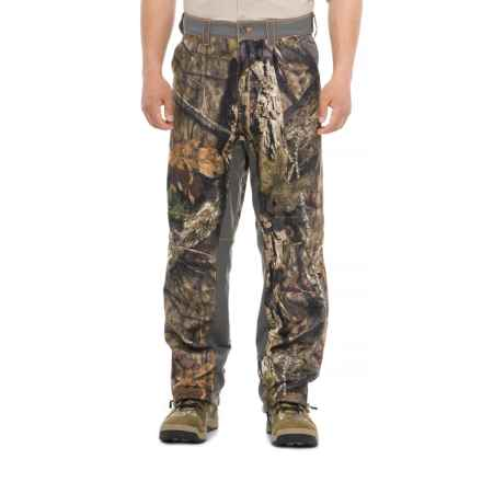 NOMAD Mergence Soft Shell Pants (For Men and Big Men) in Mossy Oak Break Up Country - Closeouts
