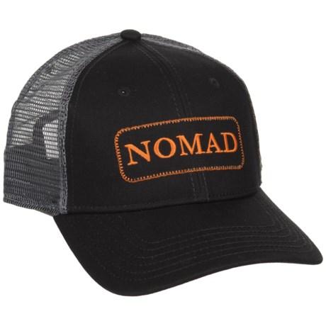 NOMAD Trucker Patch Baseball Cap (For Men) - Save 60% c21b4d58d97b