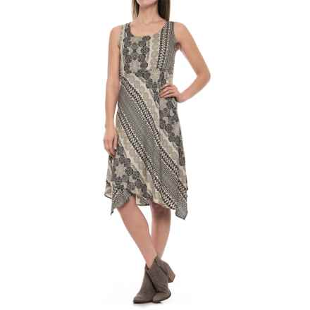 Nomadic Traders Apropos Yvette Dress - Sleeveless (For Women) in Taj - Closeouts