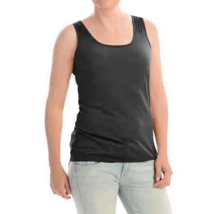 Nomadic Traders Away We Go Cleo Tank Top - Rayon (For Women) in Black - Closeouts