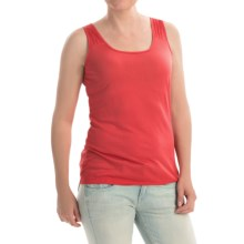 Nomadic Traders Away We Go Cleo Tank Top - Rayon (For Women) in Tomato - Closeouts