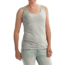 Nomadic Traders Away We Go Cleo Tank Top - Rayon (For Women) in White - Closeouts