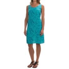 Nomadic Traders Away We Go Renee Dress - Sleeveless (For Women) in Azure - Overstock