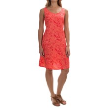 Nomadic Traders Away We Go Renee Dress - Sleeveless (For Women) in Melon - Overstock
