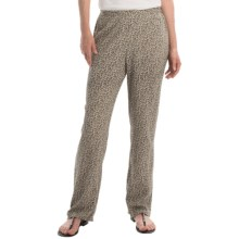 Nomadic Traders Boardwalk Pants (For Women) in Flax - Closeouts