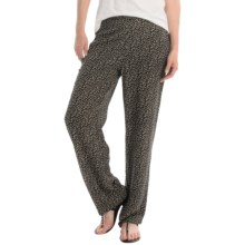 Nomadic Traders Boardwalk Pants (For Women) in Onyx - Closeouts