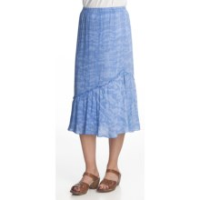 Nomadic Traders Catalina Skirt (For Women) in Bluebell Batik - Closeouts