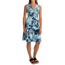 Nomadic Traders Dress Code Alana Dress - Sleeveless (For Women) in Atlantis - Overstock