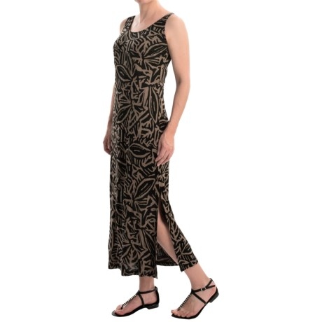 Nomadic Traders Dress Code Tank Maxi Dress Sleeveless (For Women)