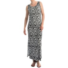 Nomadic Traders Dress Code Tank Maxi Dress - Sleeveless (For Women) in Prism - Closeouts