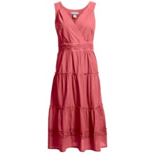 Nomadic Traders Ibiza Tank Dress - Sleeveless (For Women) in Coral - Closeouts