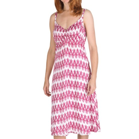 Nomadic Traders Ipanema Dress - Sleeveless (For Women) in Pink