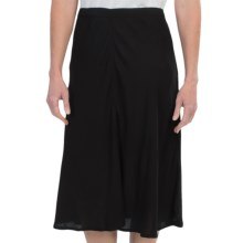Nomadic Traders Kassa Skirt - Rayon (For Women) in Black - Closeouts