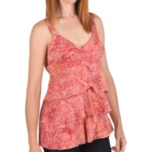 Nomadic Traders Kati Tank Top (For Women) in Coral Reef - Closeouts