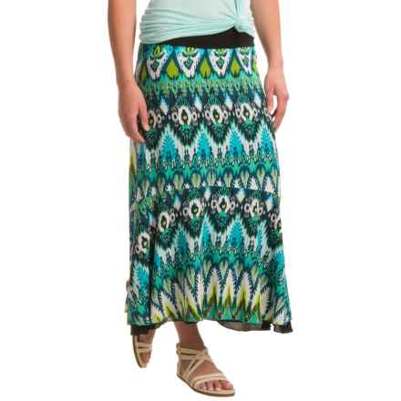 Nomadic Traders Kesha Long Weekend Skirt (For Women) in Marrakesh - Closeouts