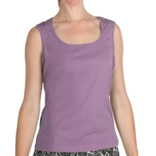Nomadic Traders Lucia Tank Top - Pima Cotton (For Women) in Lilac - Closeouts