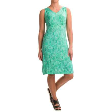 Nomadic Traders Millie Mercury Rising Dress - Sleeveless (For Women) in Mum Azure - Closeouts