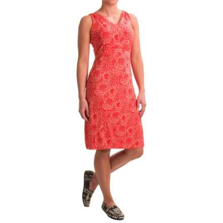 Nomadic Traders Millie Mercury Rising Dress - Sleeveless (For Women) in Mum Salsa - Closeouts