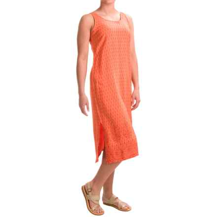 Nomadic Traders Nadia Dress - Sleeveless (For Women) in Pimento - Closeouts