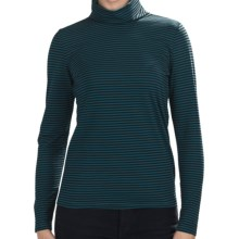 Nomadic Traders Noma Turtleneck - Long Sleeve (For Women) in Bluegrass - Closeouts