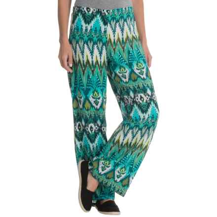 Nomadic Traders NTCO Breezy Wide-Leg Pants - Rayon (For Women) in Marrakesh - Closeouts