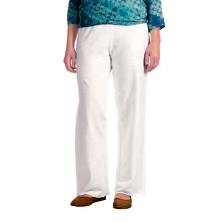 Nomadic Traders NTCO Road Trip Outseam Pants (For Women) in White - Closeouts