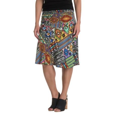 Nomadic Traders NTCO World Market Skirt - Rayon (For Women)